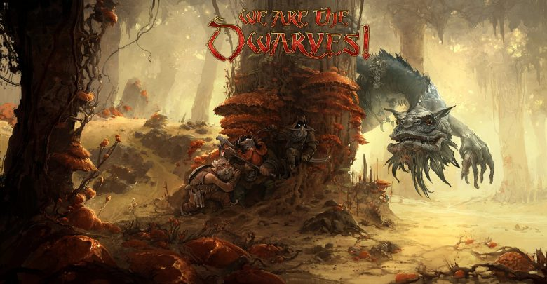 Photo of We are the Dwarves