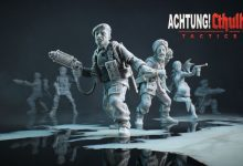 Photo of Achtung! Cthulhu Tactics