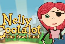 Photo of Nelly Cootalot: The Fowl Fleet na Nintendo Switch latem